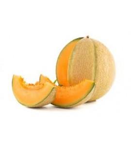 2 Melons de type Charentais